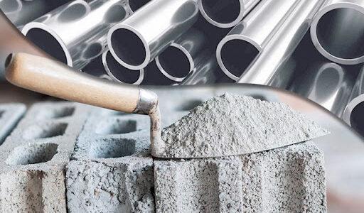 نرخ فولاد و سیمان کاهش خواهد یافت