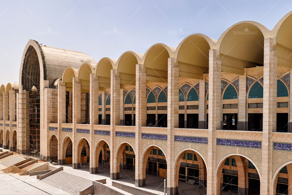 Mosalaye Imam Khomeini Tehran - 03